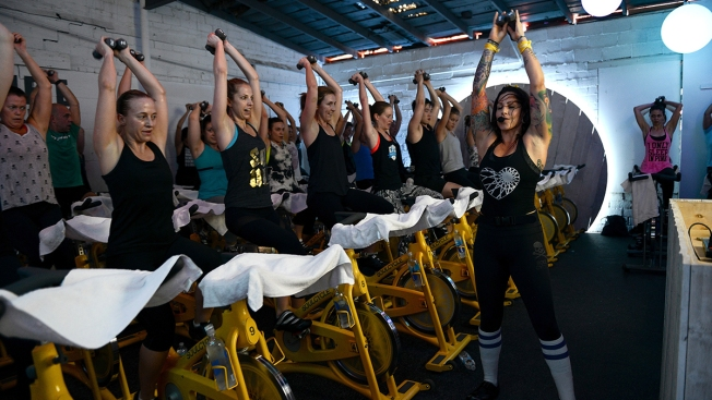 SoulCycle Partners With Target to Provide Free Pop-Up Classes