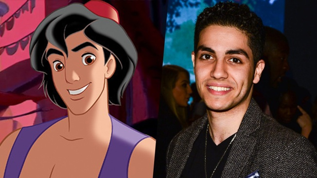 Mena Massoud Cast as Aladdin in Disney's Live-Action Reboot