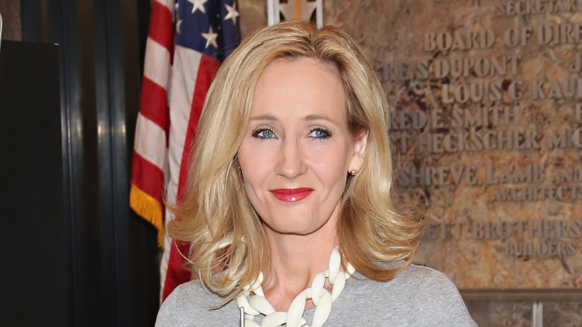 'Harry Potter' Author JK Rowling Dines With President Obama in London
