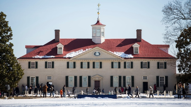 Washington's Mount Vernon Mansion to Close Temporarily
