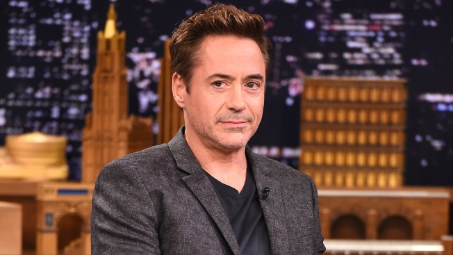Calif. Gov. Pardons Robert Downey Jr. for 1996 Drug Conviction