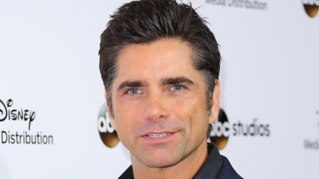 Actor John Stamos Arrested on DUI Charge