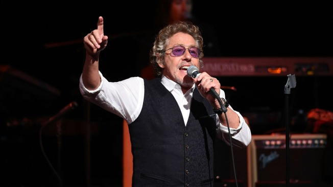 Roger Daltrey: 'Dead Dog' Would Have Beaten Hillary Clinton