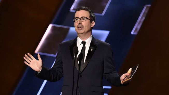 John Oliver to Perform at Kennedy Center