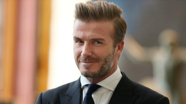 David Beckham Impressed by Pope Francis: 'Truly Amazing'