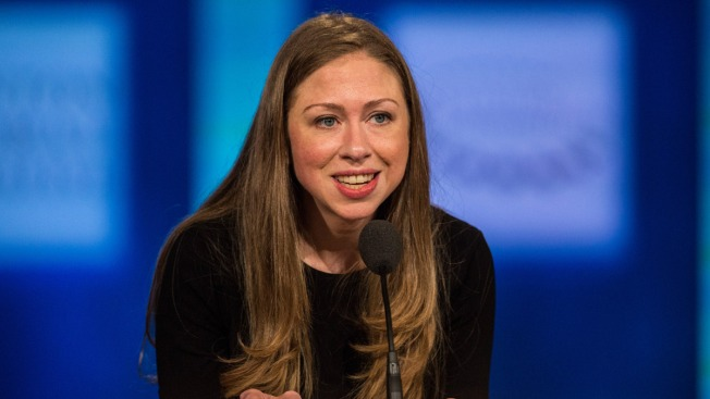 Chelsea Clinton Writes Children's Book, 'She Persisted'
