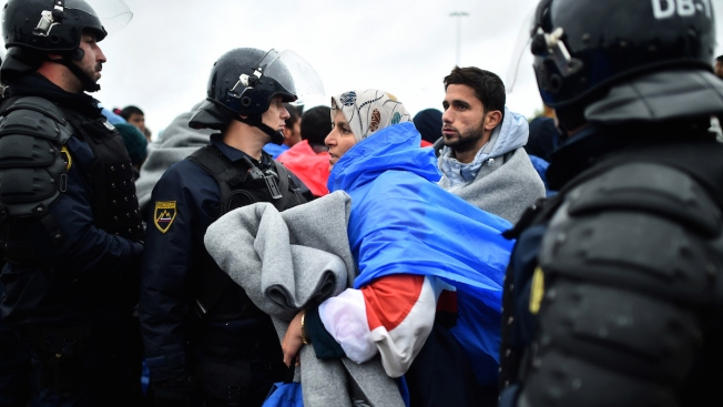 Slovenia Gives Army More Power Amid Migration Crisis