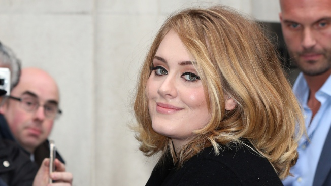 Adele Tells Trump He Can't Use Her Songs on Campaign Trail