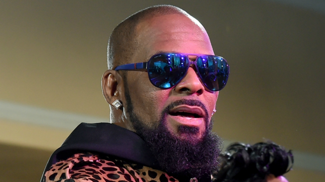 R. Kelly Parts Ways with Sony Music as Former Manager Arrested