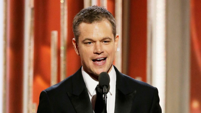 Golden Globes: Matt Damon Reacts to Ricky Gervais' Ben Affleck Dig