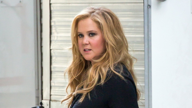 Amy Schumer Calls Out Glamour Magazine for Considering Her 'Plus Size'