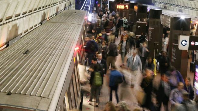 Metro to Stay Open Until 3 A.M. for New Year's Eve