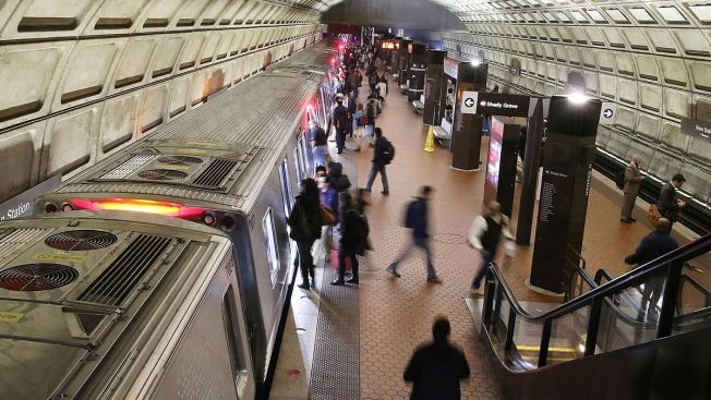 Metro Trains Delayed on Blue, Orange, Silver Lines During Wednesday Evening Rush