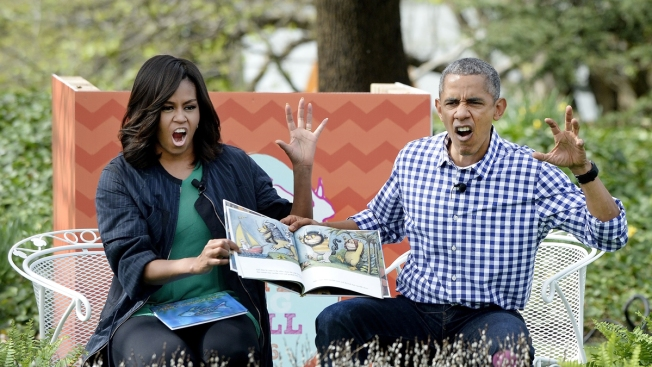 [NATL] PHOTOS: 2016 White House Easter Egg Roll Draws Thousands