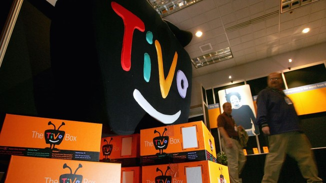 Rovi Buying DVR Maker TiVo in $1.1.B Cash-and-Stock Deal