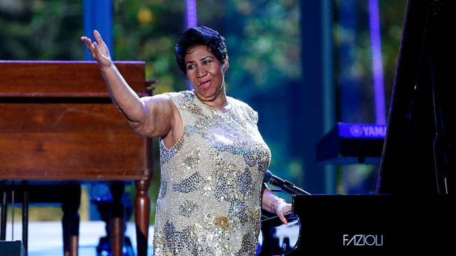 Aretha Franklin Cancels Friday Performance at Wolf Trap