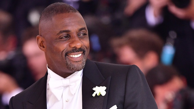 Idris Elba Wants to Be Your Valentine for a Good Cause