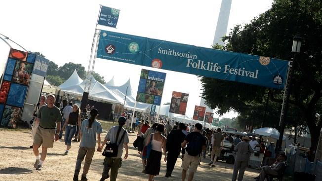Smithsonian Folklife Festival Cut to 2 Days, Partially Due to Government Shutdown
