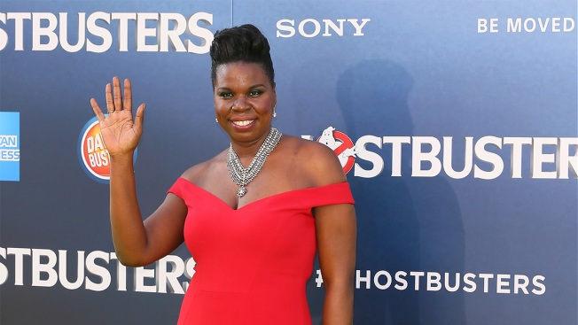 'SNL' Comedian Leslie Jones Returns to Olympics as Super Fan