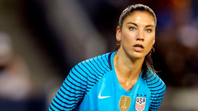 Hope Solo Takes Indefinite Leave From Seattle Reign Following Suspension
