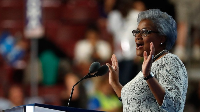 Brazile Strains Dem Unity Ahead of Key Gov Race in Virginia