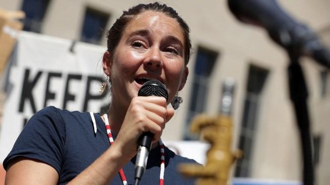 Shailene Woodley Pleads Not Guilty in North Dakota Pipeline Protest