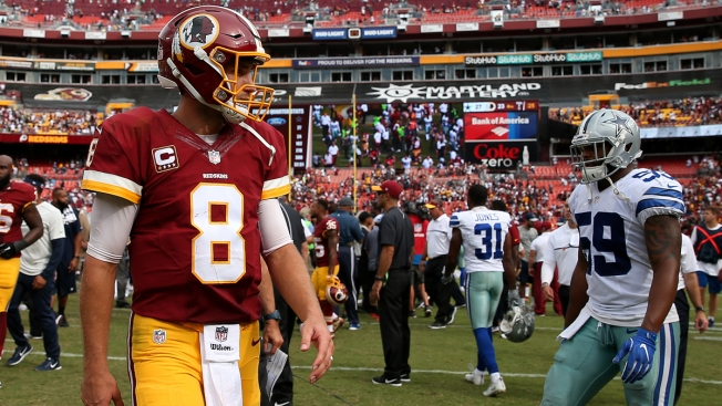 Redskins Head to Giants 0-2 With Plenty of Problems