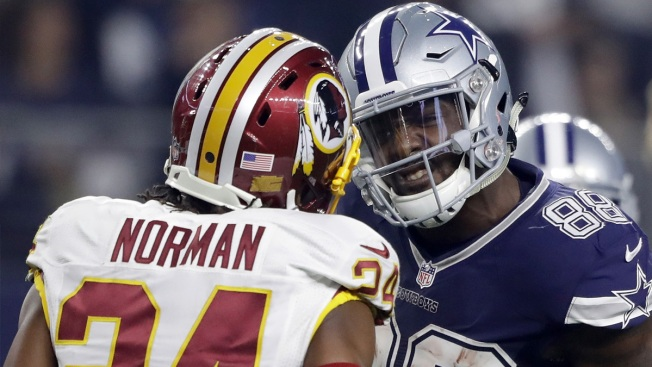 Redskins Feel Josh Norman's Impact; Panthers Feel His Departure