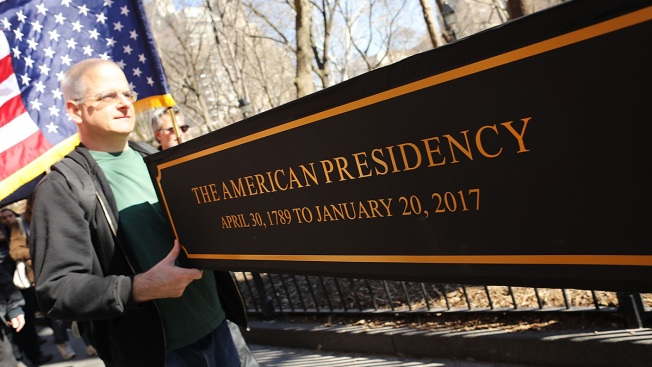 'Not My President's Day': Thousands expected at anti-Trump rallies