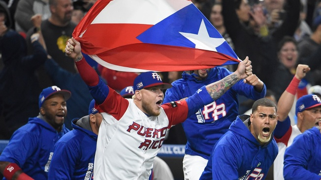 Puerto Rico Beats United State 6-5 to Advance to World Baseball Classic Semis