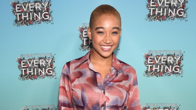 Amandla Stenberg Is Ready to be a Voice for Her Generation