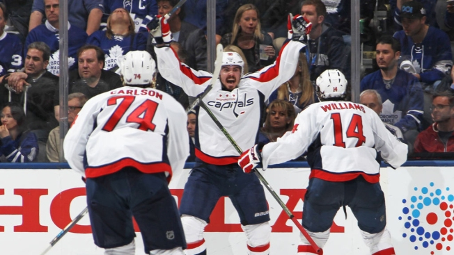 Washington Capitals' Stanley Cup Semifinal Game Schedule Revealed