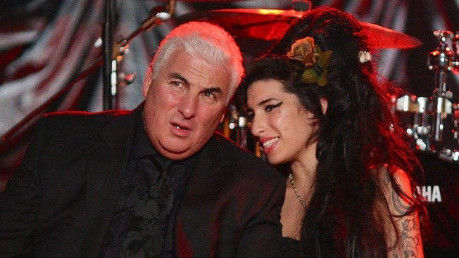 Amy Winehouse's Dad Angry Over 'Amy' Oscars Win: 'He's Fooled Everybody'