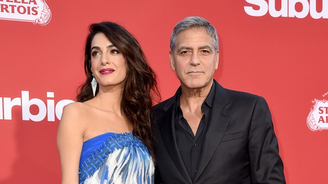 "George Clooney Writes Letter to Parkland Students: ""Amal and I Are 100 Percent Behind You"""