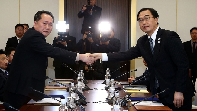 Olympics: Talks under way to finalize North Korea participation