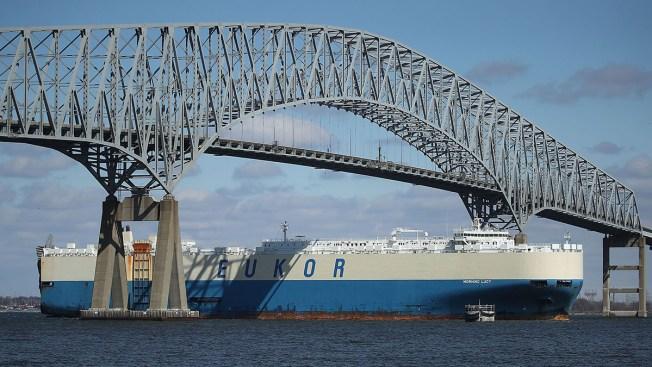Tolls on 2 Major Maryland Bridges to Go Cashless