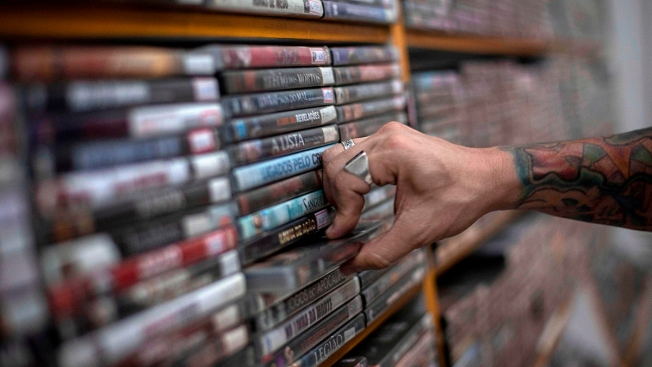 One of East Coast's Last Large Video Rental Stores to Close