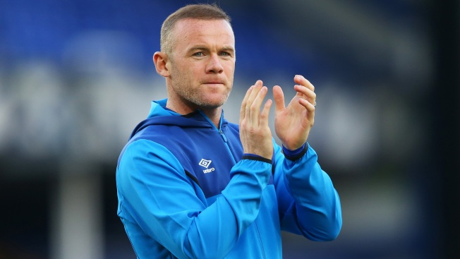 English Soccer Star Wayne Rooney Signs Deal With D.C. United