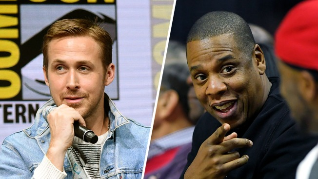 Ryan Gosling Jay-Z will headline 'Saturday Night Live' season opener