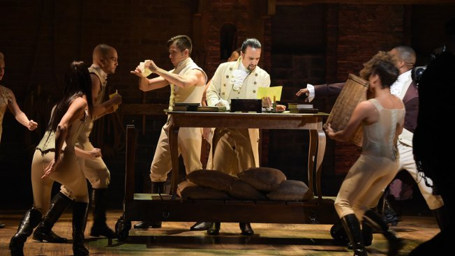 Cast of Broadway Hit 'Hamilton' to Perform at White House