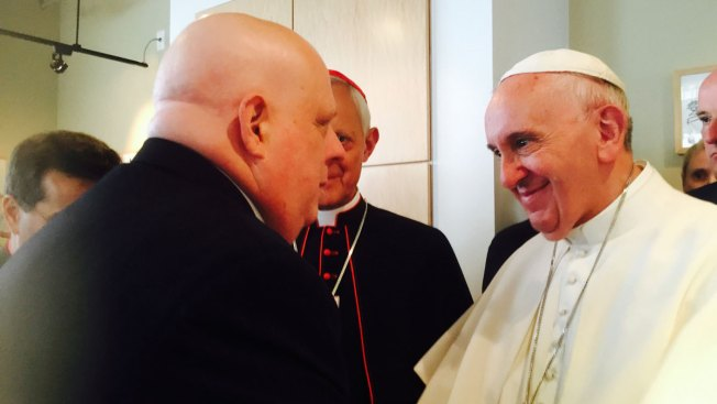 Maryland Gov. Larry Hogan Gets Pope Francis' Blessing for Cancer Patients, He Says