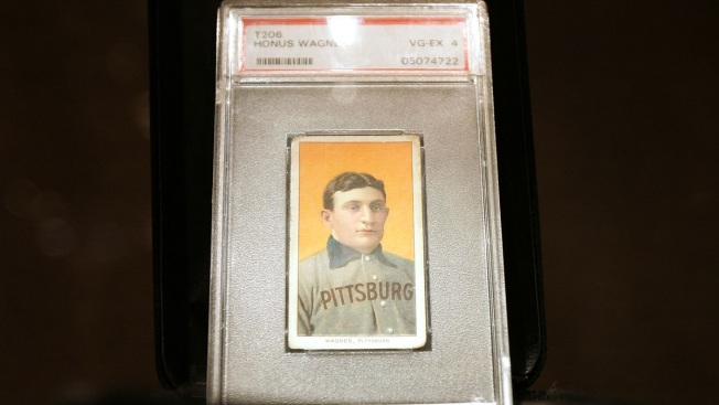 Honus Wagner Baseball Card Sells Privately for $1.2 Million