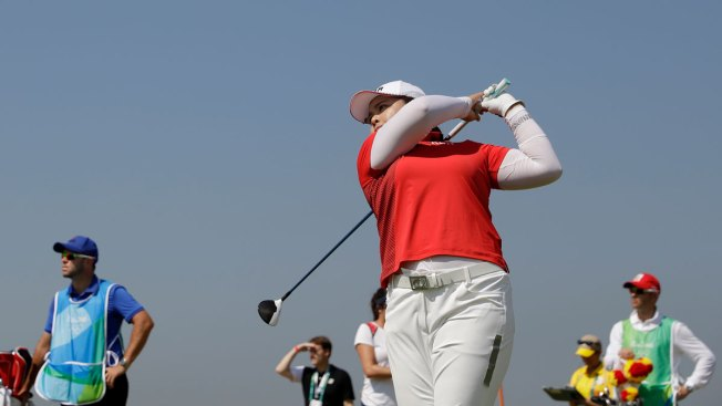 Women's Golf: Inbee Park 1 Shot Back in Rio