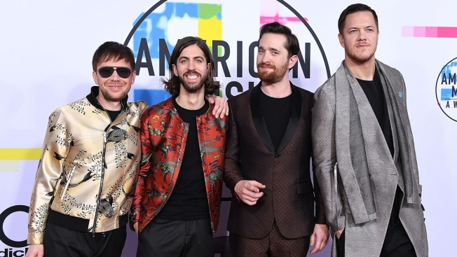 Imagine Dragons, Others to Pay Tribute to Las Vegas