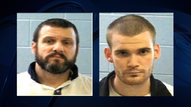 Manhunt underway in Georgia after 2 guards killed, 2 inmates escape
