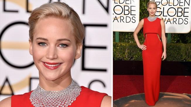 [NATL] Hottest Red Carpet Looks: 2016 Golden Globes Arrivals