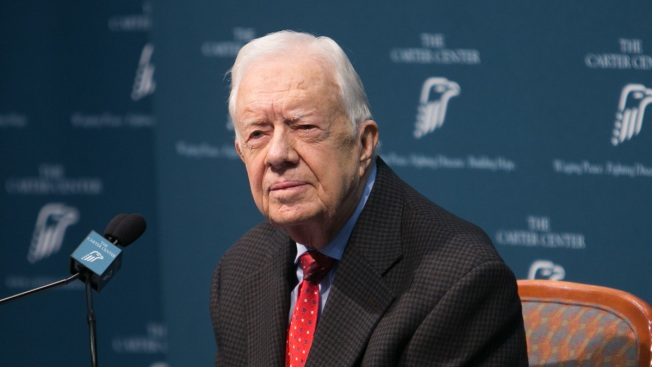 Jimmy Carter Becomes Oldest Living American President