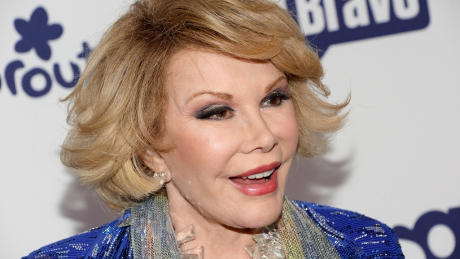 "Melissa Rivers: Joan Rivers on Life Support ""At This Time"""