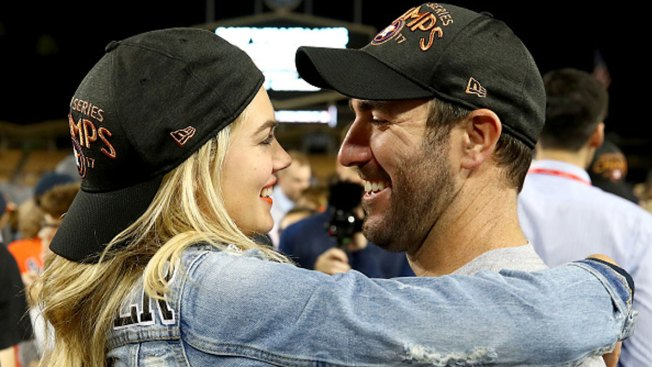 Oh Baby! It's a Girl for Model Kate Upton, Astro Justin Verlander
