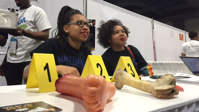 'Demystifying the Stigma': How a DC Organization is Teaching STEM to Minority Students